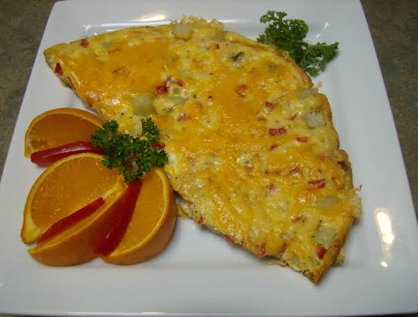 Vegeterian Breakfast Skillet