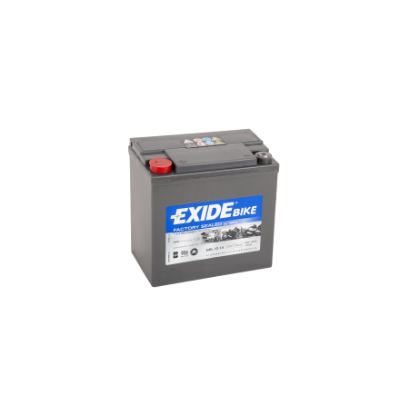 Tudor Exide MC-Batteri 14Ah Gel