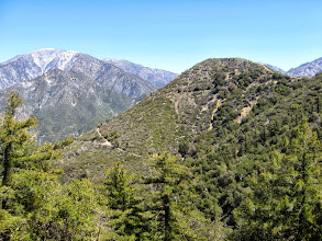 Photo: View northeast toward Mt. Baldy and Sunset Peak