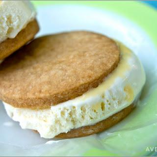 Dulce de Leche Ice Cream Sandwiches.