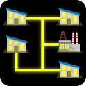 Powerline - Logic Puzzles Free icon