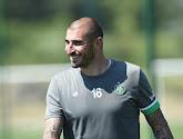 Stéphane Ruffier zit zonder club nadat Saint-Etienne zijn contract ontbonden heeft