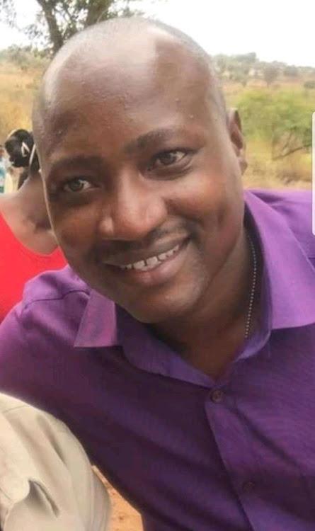 Major Robert Mumu