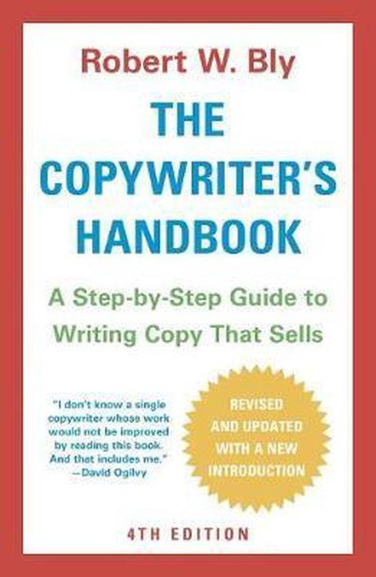 Voorbeeld boek: The Copywriter's Handbook