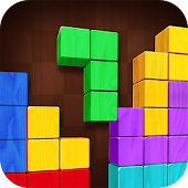 Block Puzzle - Wood Pop