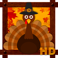 Thanksgiving Day APUS Live Wallpaper