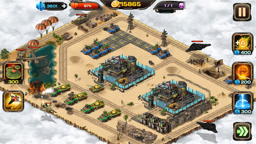 AOD: Art of Defense u2014 Tower Defense Game screenshots 11