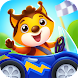 Car game for toddlers: kids cars racing games