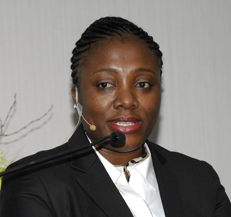 Maureen Manyama. Picture: FREDDY MAVUNDA/BUSINESS DAY