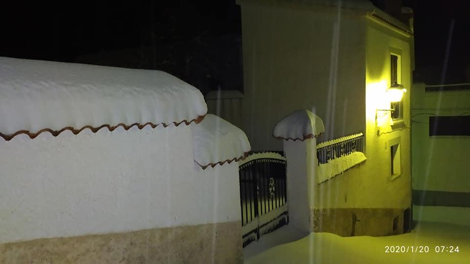 Imagen del municipio de Bacares. . /Foto: Consuelo Medina Fernández