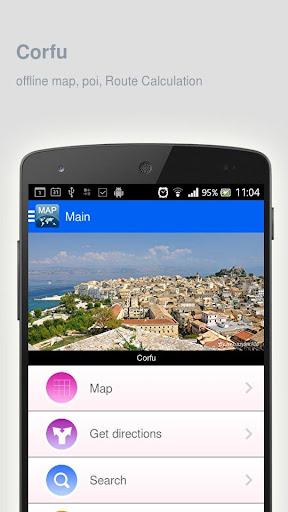 Santiago offline map & metro - Android Apps on Google Play