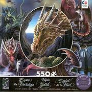 Night Spirits - Dragon (550 pc)