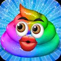 Monster Slime Surprise! Living Super Slime Fun icon