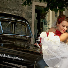 Wedding photographer Vladimir Zholdosh (v7foto). Photo of 16.05.2013