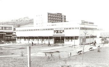 Photo: Dnešné Michalské námestie v roku 1987.