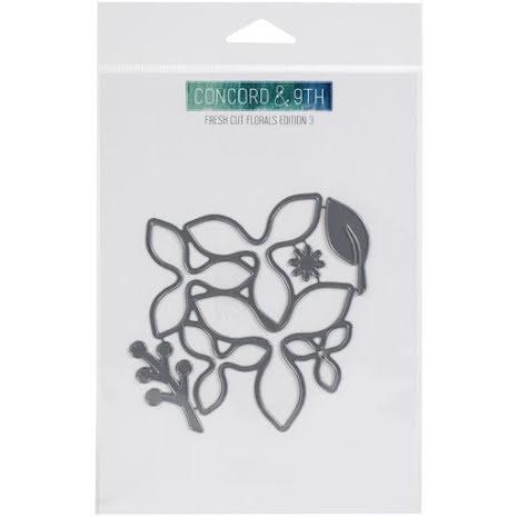Concord & 9th Dies - Fresh Cut Florals Edition 3