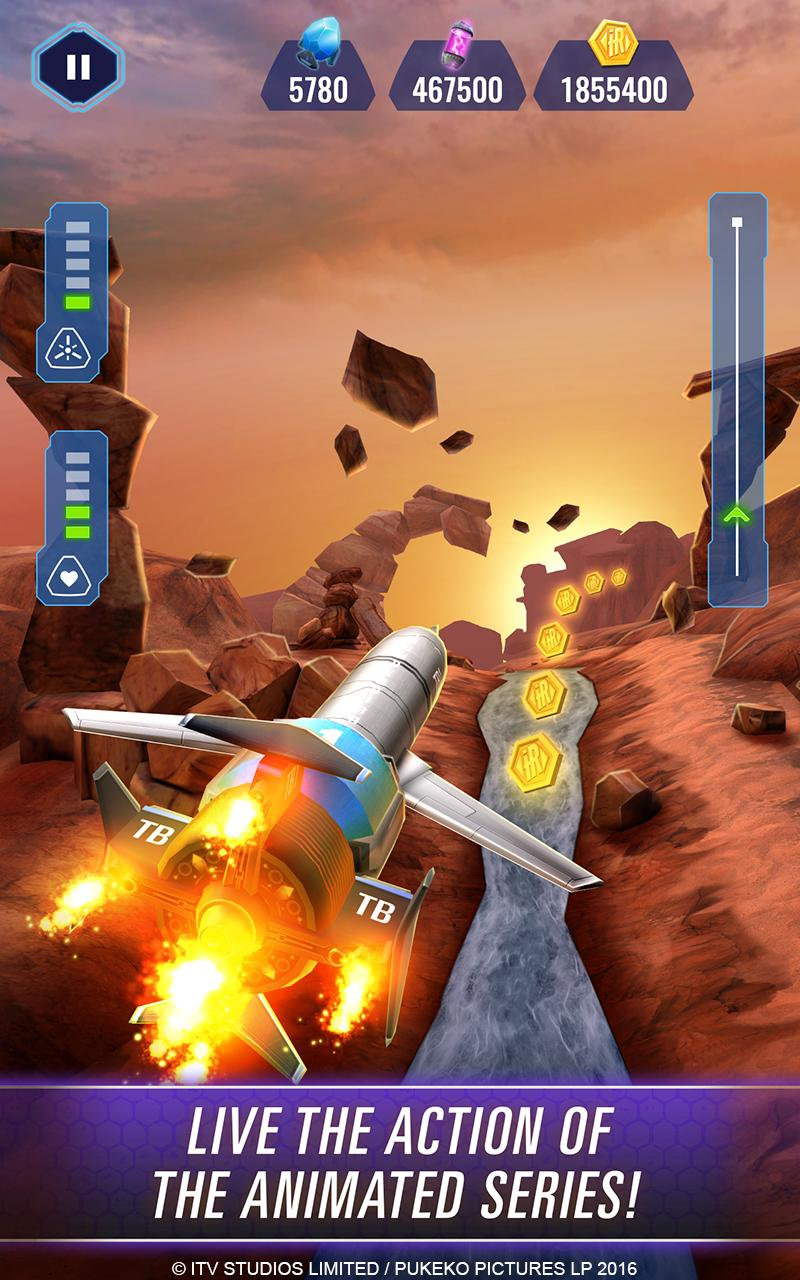 Thunderbirds Are Go: Team Rush screenshot #5