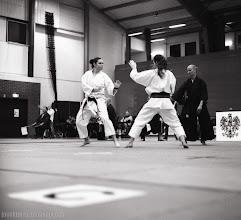 Photo: karate tradycyjne, mistrzostwa polski, gdansk 2014, fotografia analogowa, sredni format, kiev, kodak trix 400