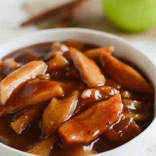 Crock Pot Cinnamon Apples Recipes.