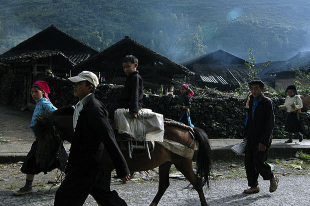 Pho Cao ethnic market