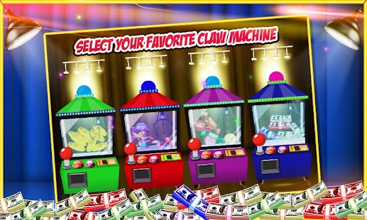 Claw Prize Machine Simulator- screenshot thumbnail