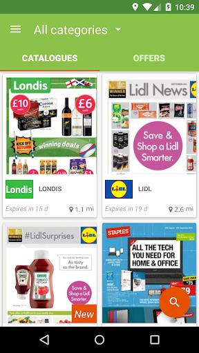 ILikeSales Catalogues & Offers 3.2.2 screenshots 1