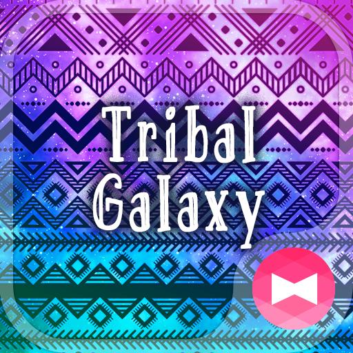 Cool Wallpaper Tribal Galaxy Theme