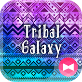 Cool Wallpaper Tribal Galaxy Theme