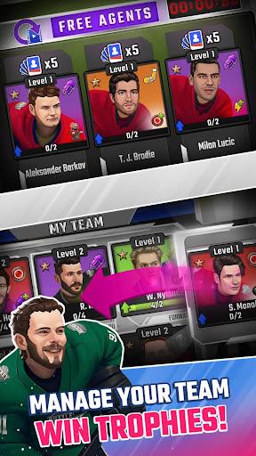Puzzle Hockey - Official NHLPA Match 3 RPG 2.34.0 screenshots 4