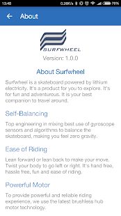 Surfwheel - Surfing on land- screenshot thumbnail