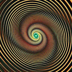 by Jasna Strbac - Digital Art Abstract