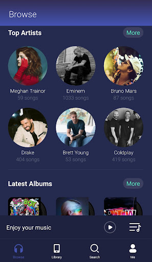GO Music  -  Free Music, Equalizer, Themes Apk apps 2