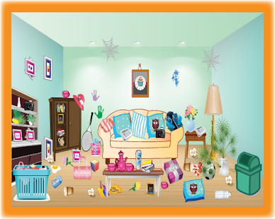 clean up and home design game screenshot thumbnail - Home Design Game