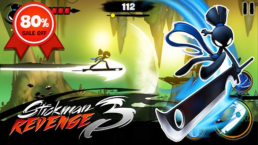 Stickman Revenge 3: League of Heroes  PC u7528 1