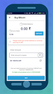 FlitPay Bitcoin Wallet- screenshot thumbnail