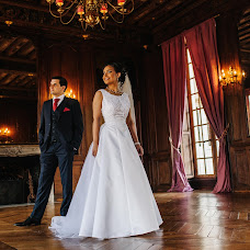 Wedding photographer Ahmed chawki Lemnaouer (Cheggy). Photo of 01.06.2017