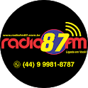 Rádio 87 fm icon