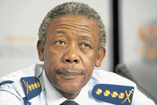 Jackie Selebi. File photo.