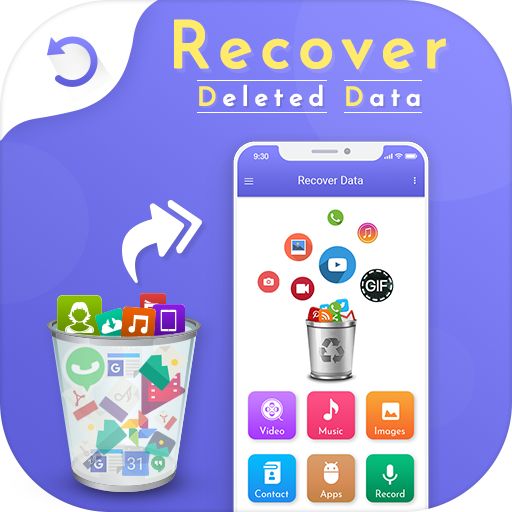 Baixar Recover Deleted Data para Android