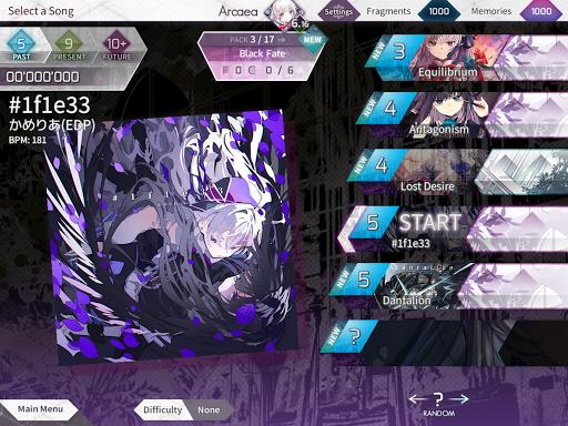 Arcaea - New Dimension Rhythm Game 3.0.1 screenshots 7