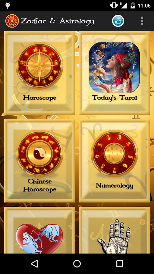 Zodiac & Astrology - screenshot