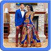 African Couple Fashion Ideas