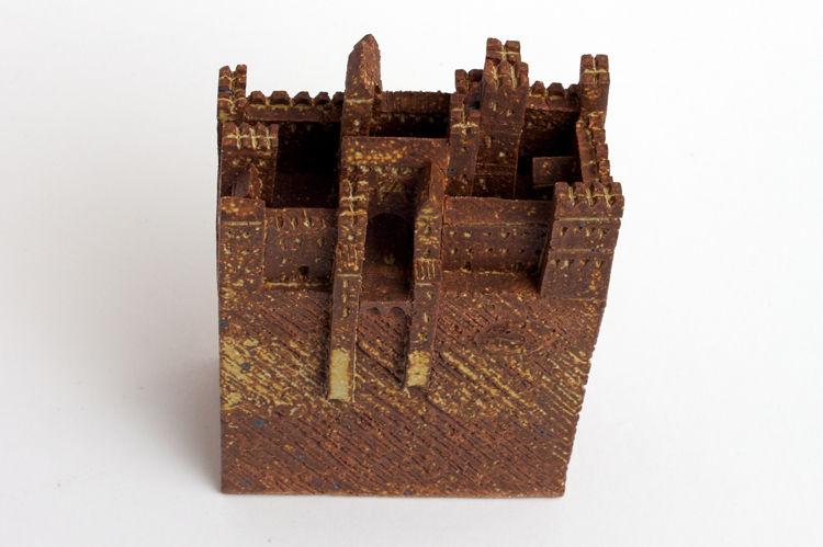 Bryan Newman Ceramic Sculpture 002