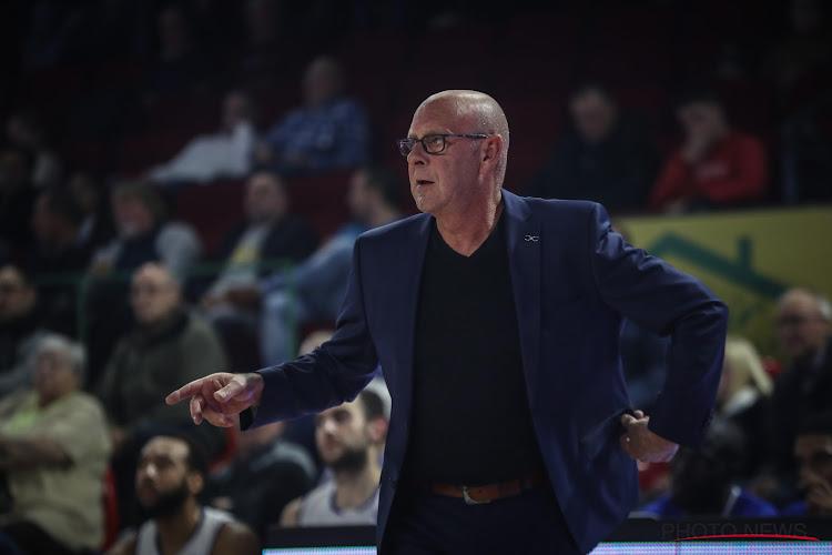 Paul Vervaeck volgend seizoen geen coach meer bij Kangoeroes Mechelen