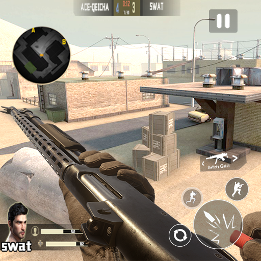 Counter Terrorist Sniper Hunter file APK for Gaming PC/PS3/PS4 Smart TV