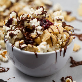 Dark Chocolate Cranberry Snack Mix