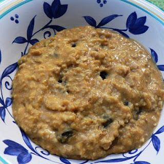 Low-Fat Pumpkin Oatmeal Recipe