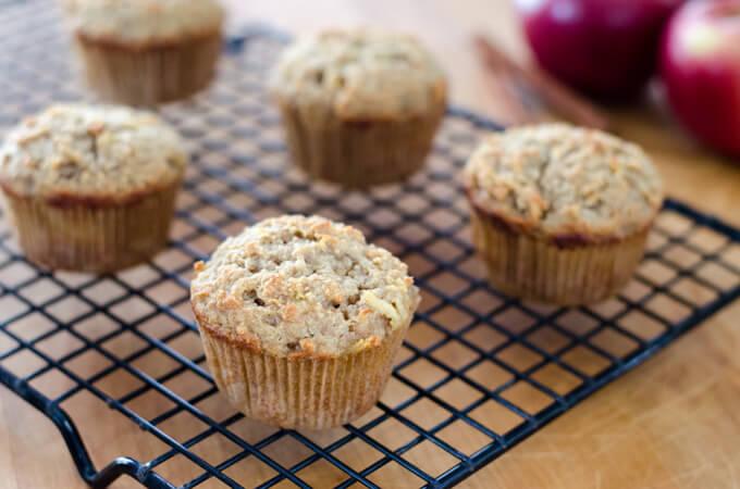 Apple Paleo Muffins Recipe