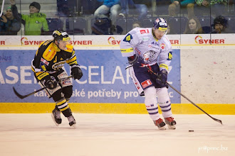 Photo: Liberec vs. Litvínov - 3:2 White angel & Black Witch
