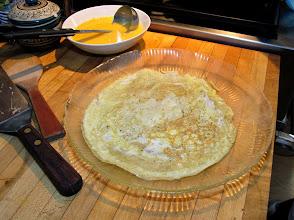 Photo: egg crepes